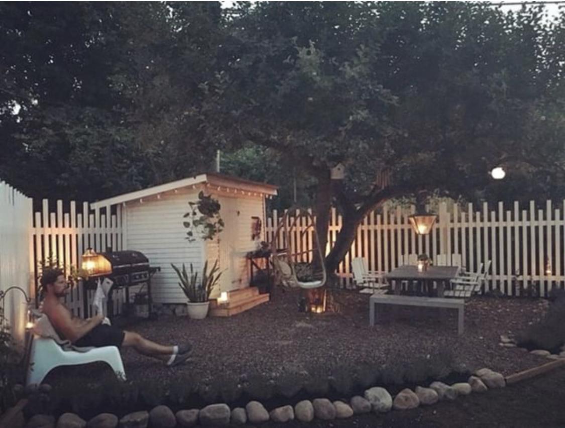 Efter Madeleines Trädgård