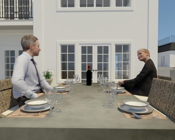 matbord utomhus