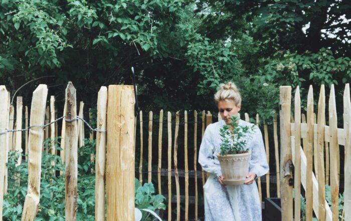 Inspiration köksträdgård