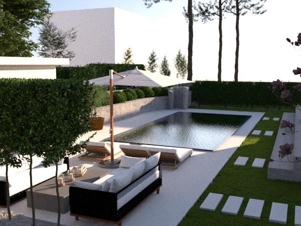 poolområde inspiration